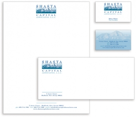 Shasta Stationery