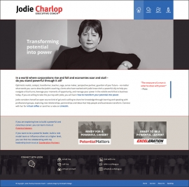 Jodie Charlop website