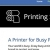 World Press Printing website